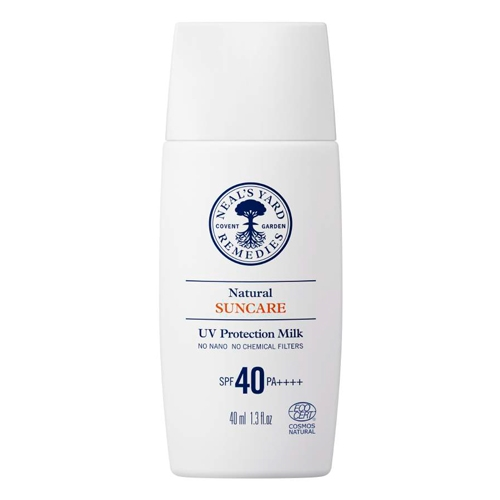 Natural UV Protection Milk SPF40/PA++++ 40ml