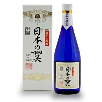 梵 BORN Wing of Japan 純米大吟醸 720ml