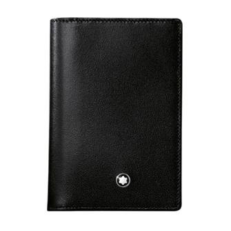 【SALE】Meisterstück Business Card Holder with Gusset 7167