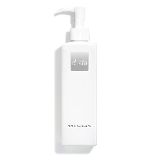THE GINZA DEEP CLEANSING OIL P