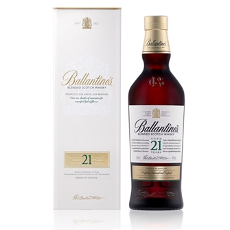 BALLANTINE'S 21 YEAR OLD 700ml