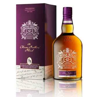 CHIVAS REGAL 12 YEAR OLD BROTHERS BLEND 1000ml
