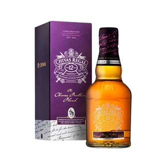 CHIVAS REGAL 12 YEAR OLD BROTHERS BLEND 200ml