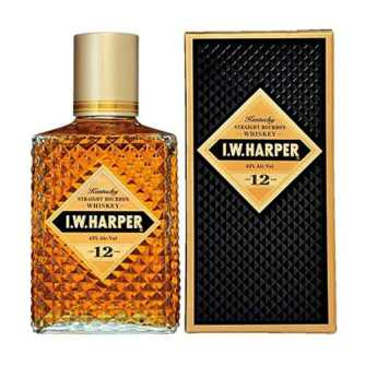 I.W. HARPER 12 YEAR OLD 750ml