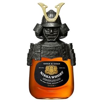 NIKKA GOLD&GOLD SAMURAI EDITION 750ml