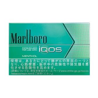 MARLBORO 「IQOS」 HEAT STICK MENTHOL