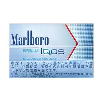 MARLBORO 「IQOS」 HEAT STICK BALANCED REGULAR