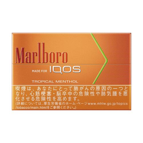 MARLBORO 「IQOS」 HEAT STICK TROPICAL MENTHOL