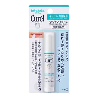 Curél Moisture Lip Care Cream 4.2g