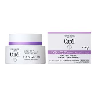 Curél Aging Care Moisture Gel-Cream 40g