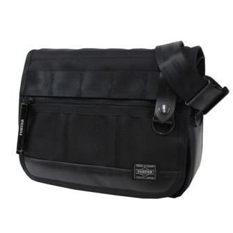 HEAT SHOULDER BAG BLACK 703-06974