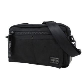 HEAT SHOULDER BAG BLACK 703-06975