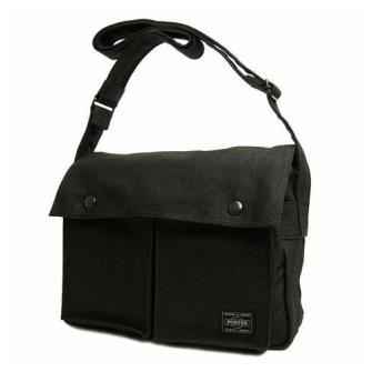 SMOKY SHOULDER BAG BLACK 592-06582