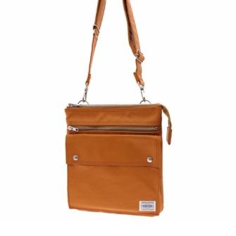 FREE STYLE SHOULDER BAG (M) CAMEL 707-07145