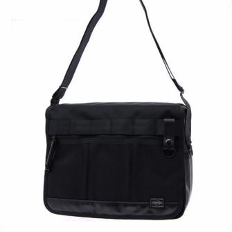 HEAT SHOULDER BAG BLACK 703-06973