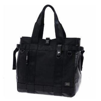 HEAT TOTE BAG BLACK 703-06971