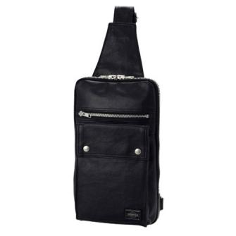 FREE STYLE ONE SHOULDER BAG BLACK 707-06127