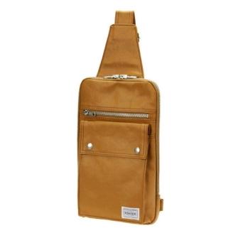 FREE STYLE ONE SHOULDER BAG CAMEL 707-06127