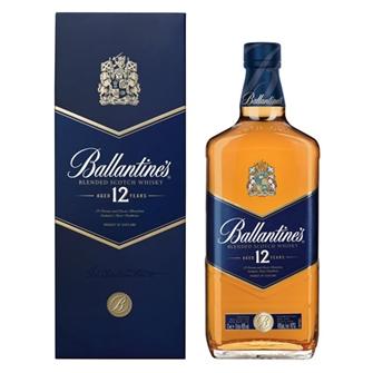 BALLANTINE'S BLUE 12 YEAR OLD 1000ml