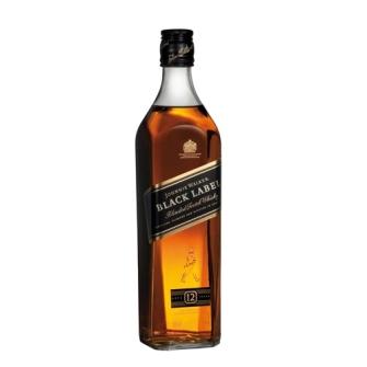 JOHNNIE WALKER BLACK LABEL 500ml