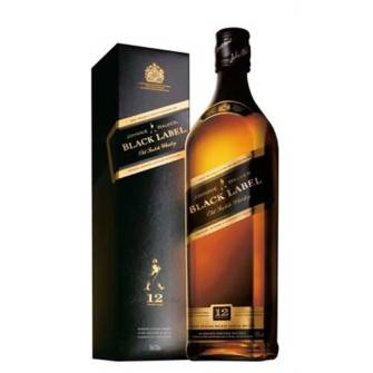 JOHNNIE WALKER BLACK LABEL 1000ml