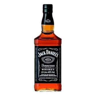 JACK DANIEL'S BLACK 1000ml