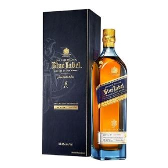 JOHNNIE WALKER BLUE LABEL CASK EDITION 1000ml