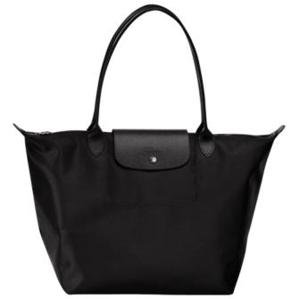 【SALE】LE PLIAGE NÉO TOTE BAG L 1899578001 Black