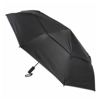 Large Auto Close Umbrella 14416D Black