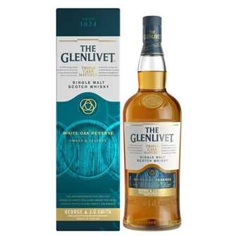 THE GLENLIVET WHITE OAK RESERVE 1000ml