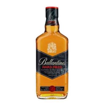 BALLANTINE'S HARD FIRED 700ml