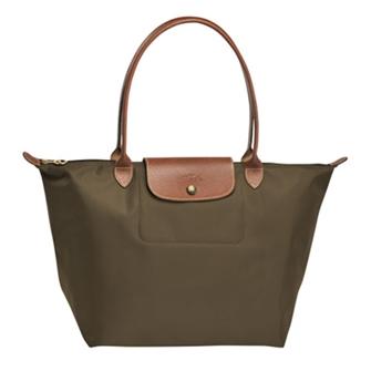 【SALE】LE PLIAGE TOTE BAG L 1899089A23 Khaki