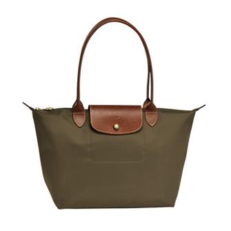 【SALE】LE PLIAGE TOTE BAG S 2605089A23 Khaki