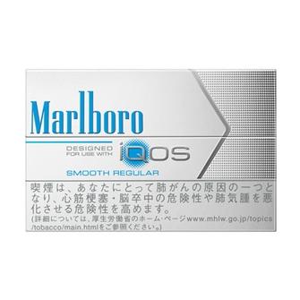 MARLBORO 「IQOS」 HEAT STICK SMOOTH REGULAR