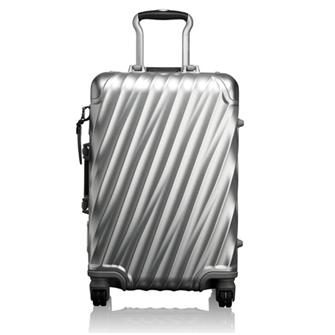 【SALE】19 DEGREE ALUMINUM International Carry-On 36860SLV2 Silver