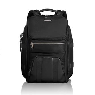 【SALE】ALPHA BRAVO TYNDALL Utility Backpack 0232384D Black