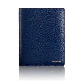 【SALE】PROVINCE Passport Cover 118811BL Blue