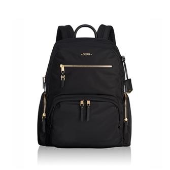 【SALE】VOYAGEUR Carson Backpack 196300D Black
