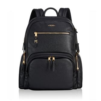 【SALE】VOYAGEUR Carson Backpack 196342D Black