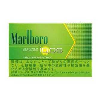 MARLBORO 「IQOS」 HEAT STICK YELLOW MENTHOL