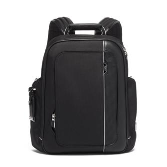 【SALE】ARRIVE Larson Backpack 25503011D3 Black