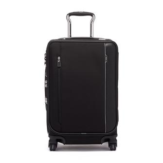 【SALE】ARRIVE International Dual Access 4 Wheeled Carry-On 25503960D3 Black