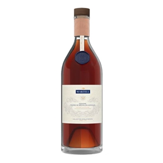 MARTELL SINGLE ESTATE COLLECTION 700ml