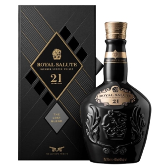 ROYAL SALUTE 21 YEAR OLD THE LOST BLEND 700ml