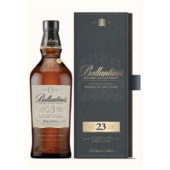 BALLANTINE'S 23 YEAR OLD 700ml