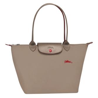 【SALE】LE PLIAGE CLUB TOTE BAG S 2605619P18 Brown
