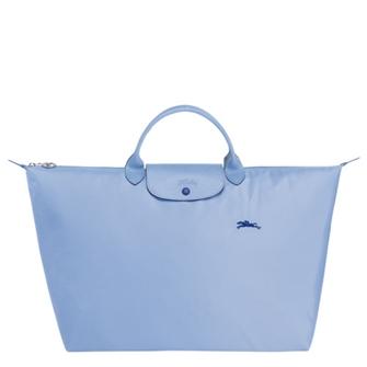 【SALE】LE PLIAGE CLUB TRAVEL BAG L 1624619P38 Blue