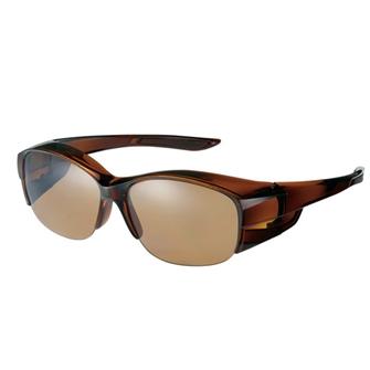 【SALE】Over Glasses Polarized Model OG5-0065 BRCL