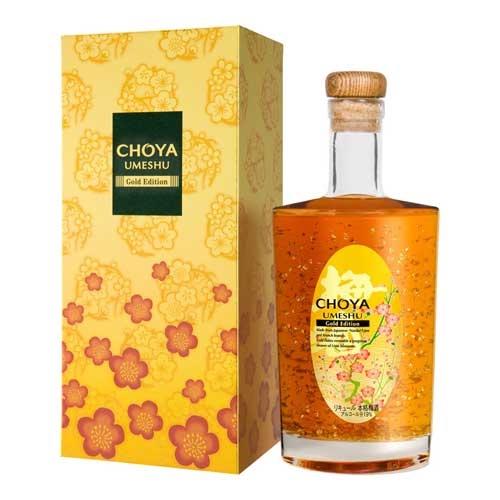チョーヤ 梅酒 GOLD EDITION 500ml