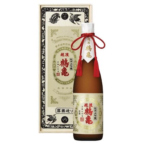 越後鶴亀 限定特醸 純米大吟醸 720ml
